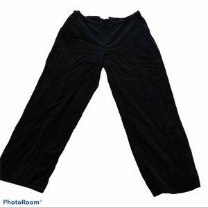 2/$8*✅b2308 Dana Buchman black slack 16S 16 short